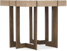 Miramar Point Reyes Max Square End Table
