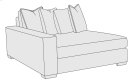 Orlando Left Arm Chaise in Mocha (751) Product Image