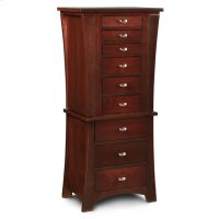 Loft Jewelry Armoire Product Image