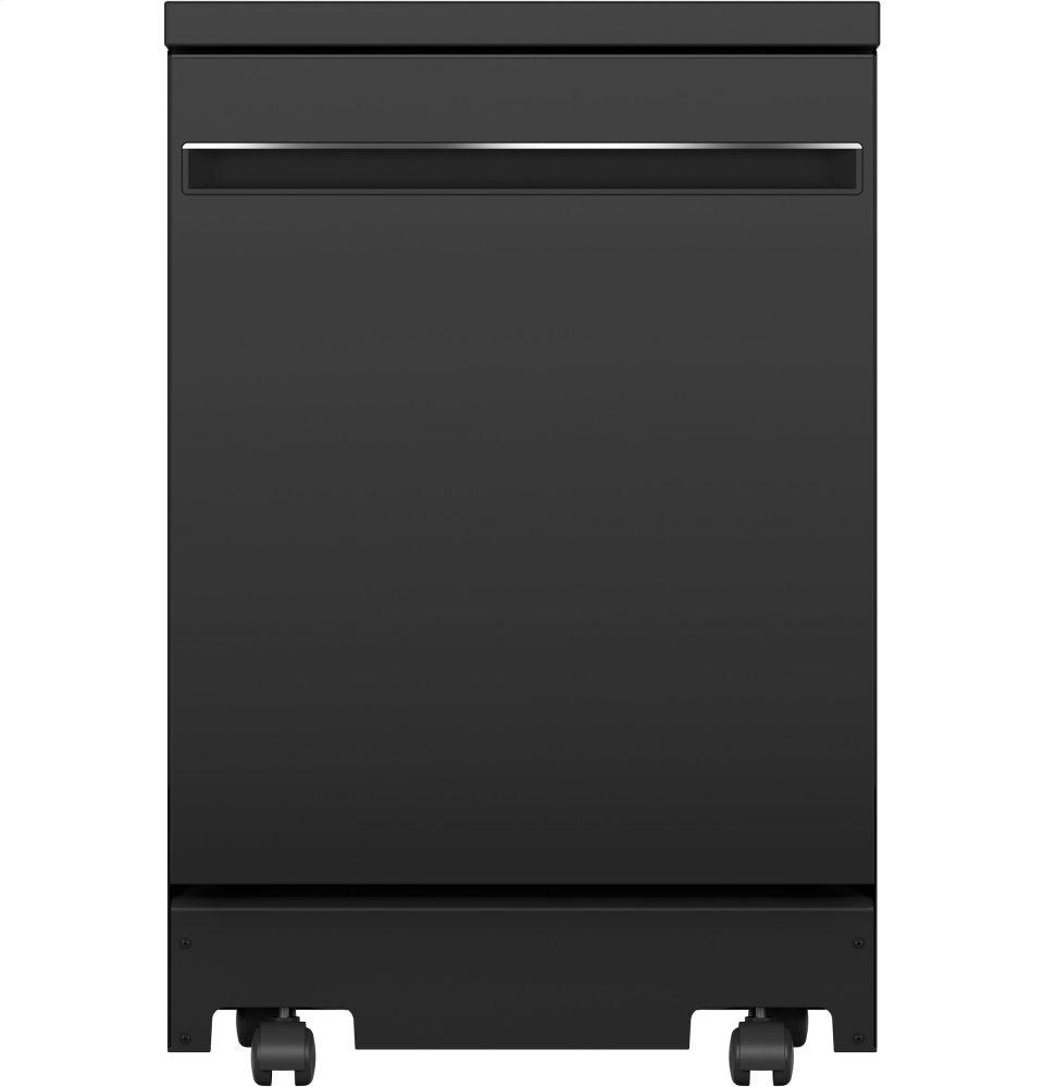 "GE(R) 24"" Portable Dishwasher