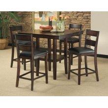 Standard Furniture 10030 Pendleton Counter Height Table Aztec Houston Texas