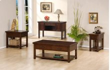 2-Drawer Coffee Table, 1-Drawer End Table $262.00, Sofa Table/Writing Desk $482.00 and 1-Drawer Chairside Table $240.00