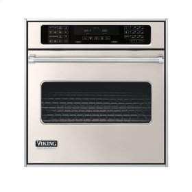 """Oyster Gray 27"""" Single Electric Touch Control Premiere Oven - VESO (27"""" Wide Single Electric Touch Control Premiere Oven)"""