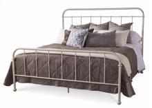 Epicenters Queen Williamsburg Metal Bed