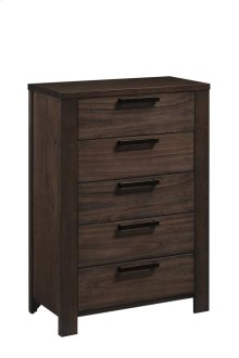 Emerald Home Sierra Chest Walnut Brown B625-05