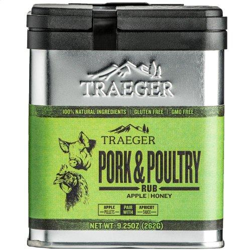Pork & Poultry Rub