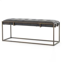 Ebony Cover Oxford Bench