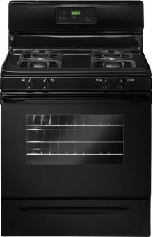 5.0 cu. ft. Oven Capacity Gas Range