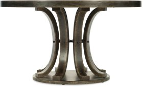 Crafted 54in Round Dining Table