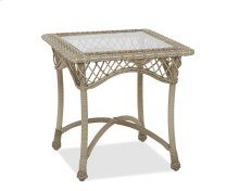 Willow Square End Table