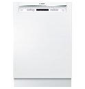 24' Recessed Handle Dishwasher Ascenta- White