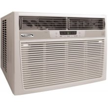 8K electronic control w/remote & supplemental heat Heat/Cool Air Conditioner