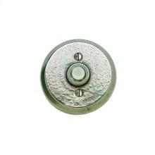 Round Doorbell Button Silicon Bronze Brushed