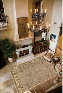 Legend Ld02 Gry Rectangle Rug 7'9'' X 9'9''