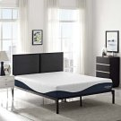 """Caroline 10"""" King Open Cell and Gel Memory Foam Mattress Product Image"""