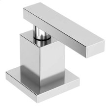 Stainless Steel - PVD Diverter/Flow Control Handle