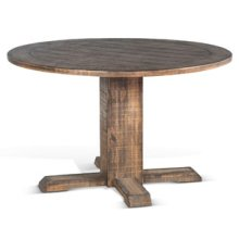 Homestead Round Dining Table
