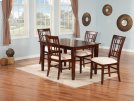 Montego Bay 36x48 Dining Set in Walnut Product Image