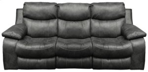 Power Reclining Sofa - Ice