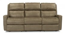 Catalina Leather Power Reclining Sofa