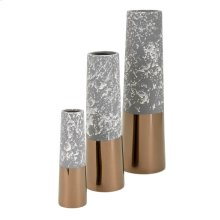 Galeno Vases - Set of 3