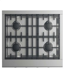 "Gas Cooktop 30"", 4 burners (LPG)"