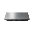 """Heritage 36"""" Epicure Wall Hood, 12"""" High, Stainless Steel Product Image"""
