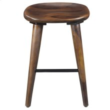 "Tahoe 26"" Stool in Walnut"