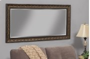 14111 Series Full Length Leaner Mirror - Gold Product Image