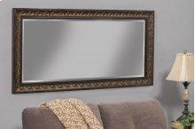 35511 Series Full Length Leaner Mirror - Brown