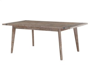 """Viewpoint - Dining Table W/18"""" Butterfly Leaf"""