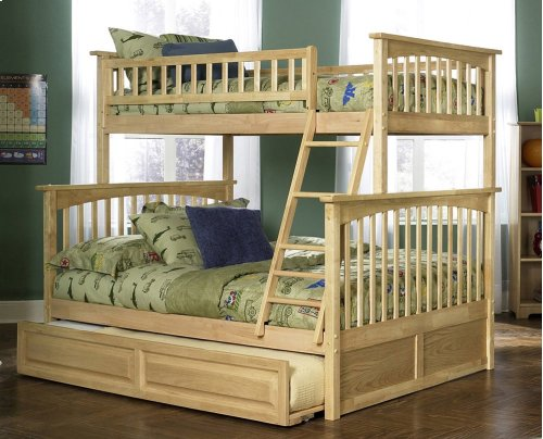 Ab55235 In By Atlantic Furniture In Mineola Ny Columbia Bunk Bed