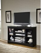 "48"" Black Entertainment Console Product Image"