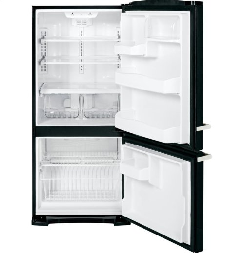GE Artistry Series ENERGY STAR® 20.3 Cu. Ft. Bottom Freezer Refrigerator