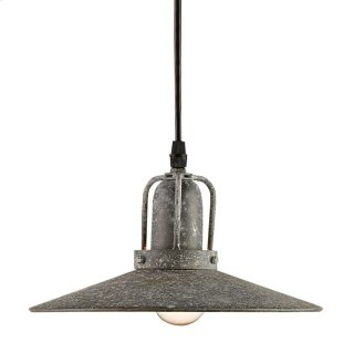 Pamilco Pendant - 10rd x 6h, Adjustable from 10 to 11'h