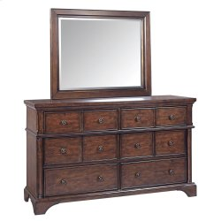 Six Drawer Dresser Product Image