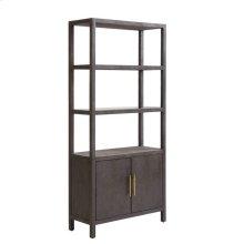 Panavista Archetype Bookcase - Sable