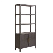 Panavista Archetype Bookcase - Sable