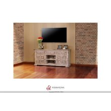 "72"" TV Stand w/2 doors, 3 drawers & 1 Shelf"
