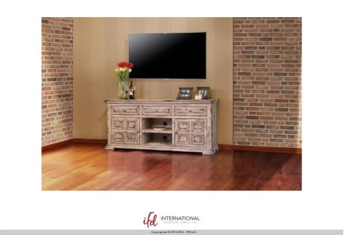 "72"" TV Stand w/2 doors, 3 drawers & 1 Shelf*"