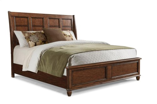 426-050 QBED Blue Ridge Queen Bed Complete