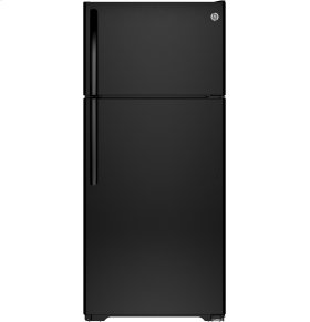 GE® 15.5 Cu. Ft. Top-Freezer Refrigerator