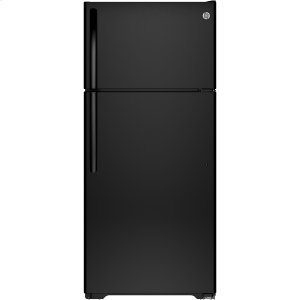 GE®15.5 Cu. Ft. Top-Freezer Refrigerator
