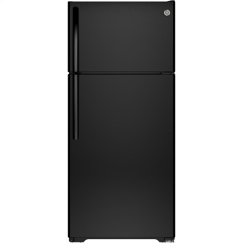GE® 15.5 Cu. Ft. Top-Freezer Refrigerator