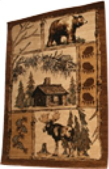 9979 Cabin Time Rug