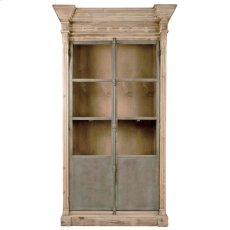 Grecian Display Cabinet Product Image