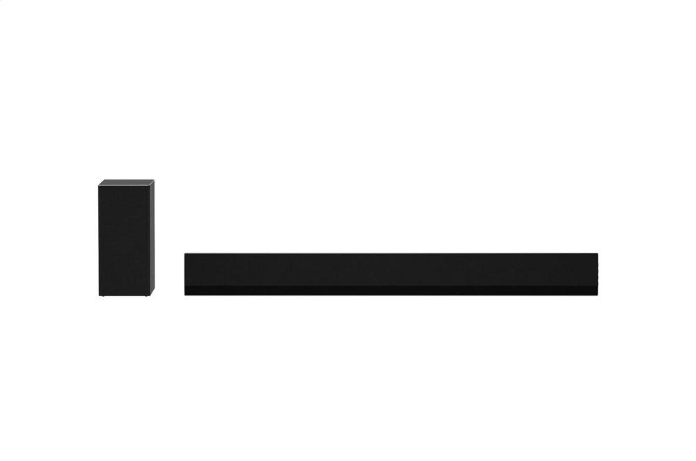 LG AppliancesLg 3.1 Ch High Res Audio Sound Bar Gx With Dolby Atmos