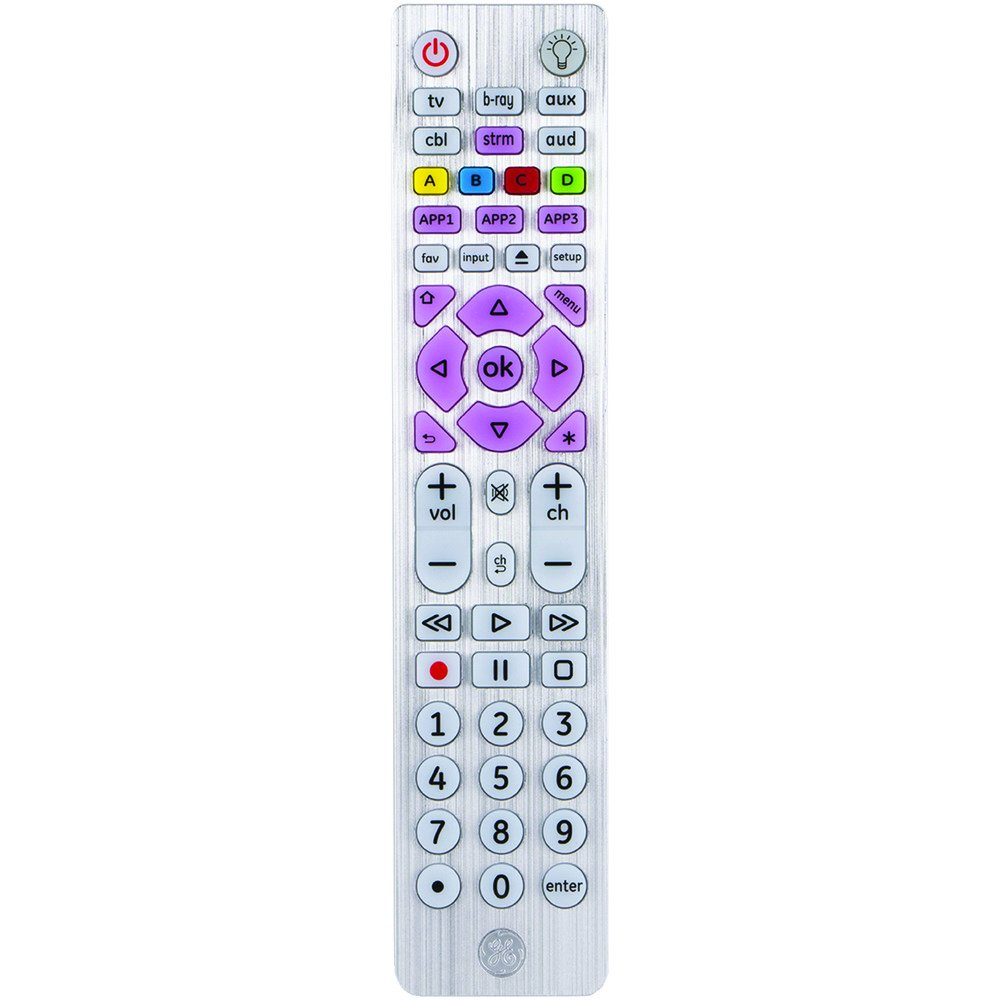 6-Device Streaming Universal Remote