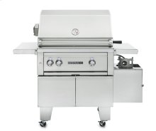 "30"" ADA Grill with Rotisserie LP"
