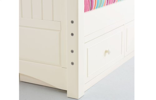 Summerset - Ivory Twin over Twin Bunk